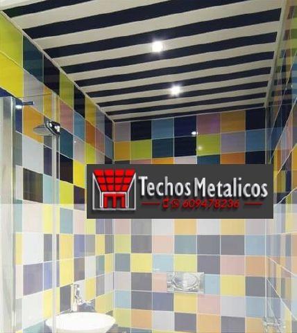 Techos de aluminio en Benilloba