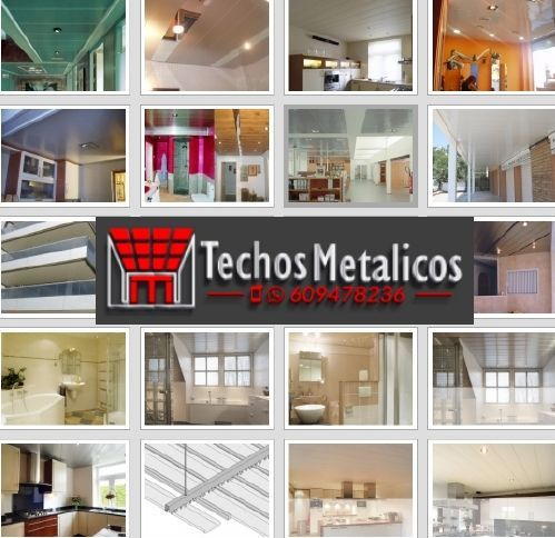 Techos de aluminio en Benitagla