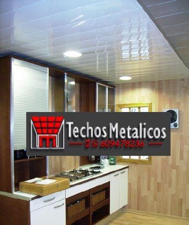 Techos de aluminio en Berlanga