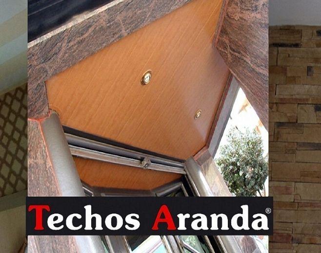 Techos de aluminio en Cabizuela