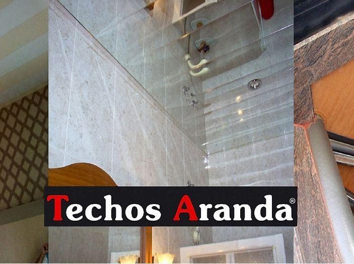 Techos de aluminio en Casas del Puerto