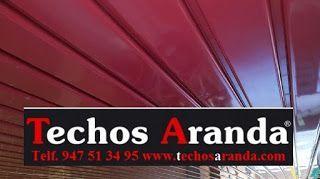 Techos de aluminio en Chinchilla de Monte Aragón