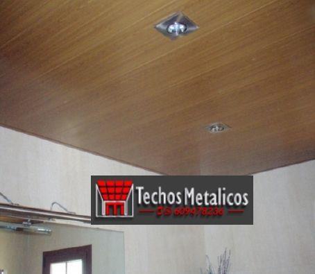 Techos de aluminio en Collado de Contreras