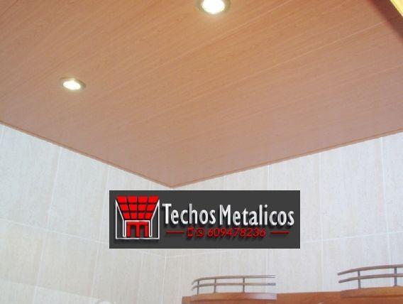 Techos de aluminio en Crespos