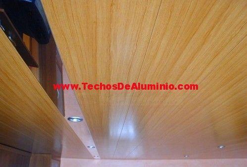 Techos de aluminio en Daya Vieja