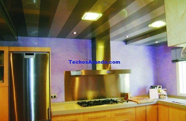 Techos de aluminio en Fresnedilla