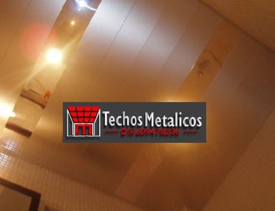 Techos de aluminio en Guimerà