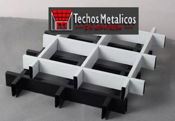 Techos de aluminio en Herreros de Suso