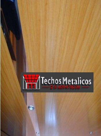 Techos de aluminio en Jacarilla