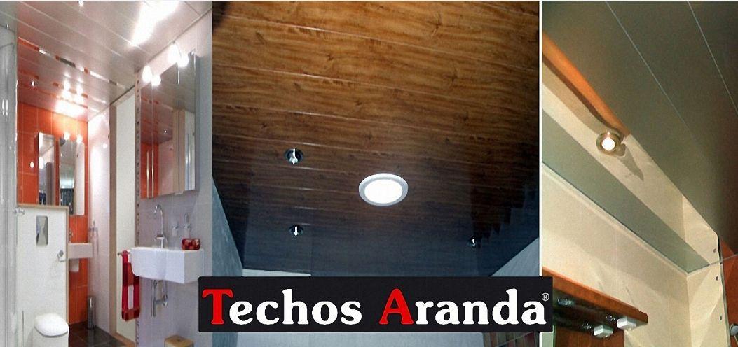 Techos de aluminio en Jaén