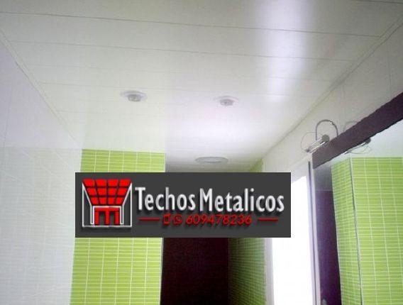 Techos de aluminio en Jasa