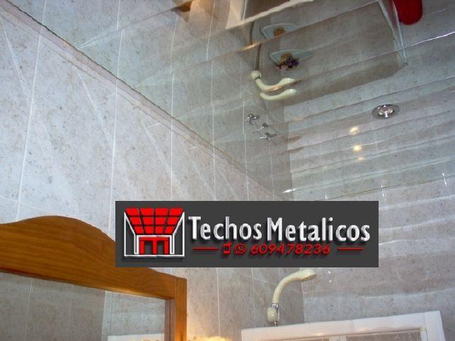 Techos de aluminio en Junciana