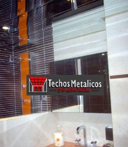 Techos de aluminio en La Albuera