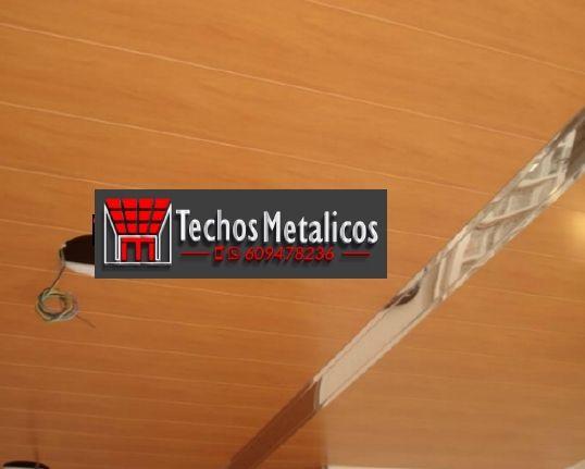 Techos de aluminio en La Gineta