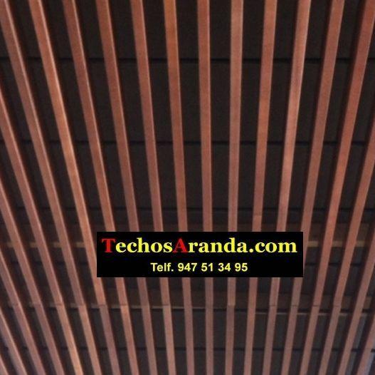 Techos de aluminio en La Iruela