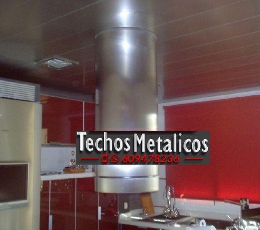 Techos de aluminio en La Vila Joiosa