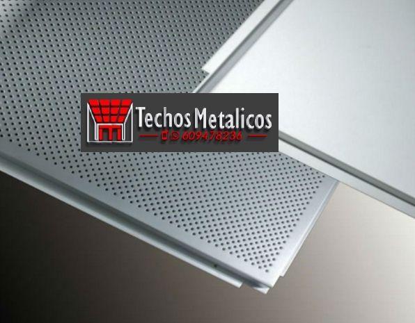Techos de aluminio en Labuerda