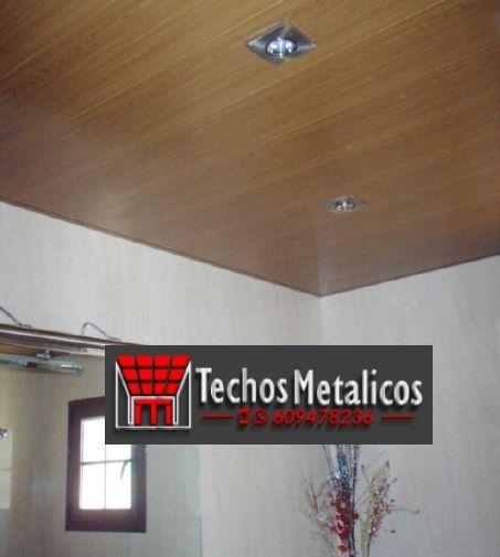 Techos de aluminio en Laluenga