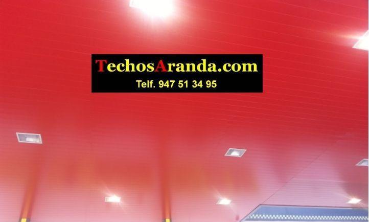 Techos de aluminio en Letur