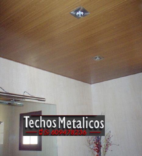 Techos de aluminio en Líjar