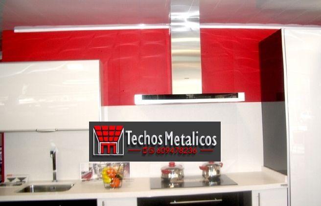 Techos de aluminio en Mancera de Arriba