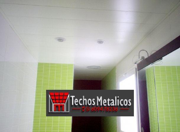 Techos de aluminio en Millena