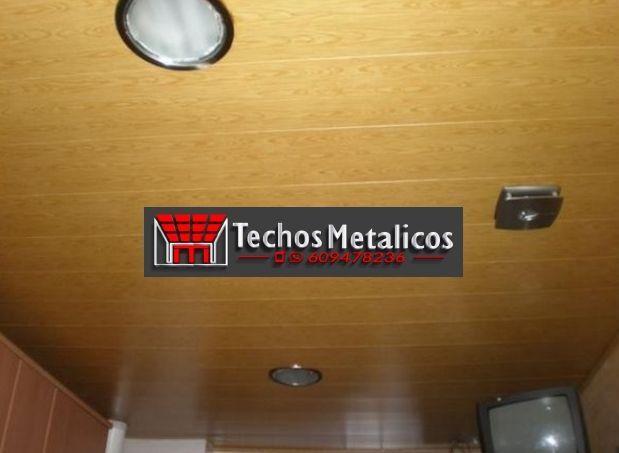 Techos de aluminio en Montoliu de Lleida