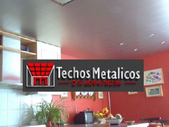 Techos de aluminio en Navalperal de Tormes