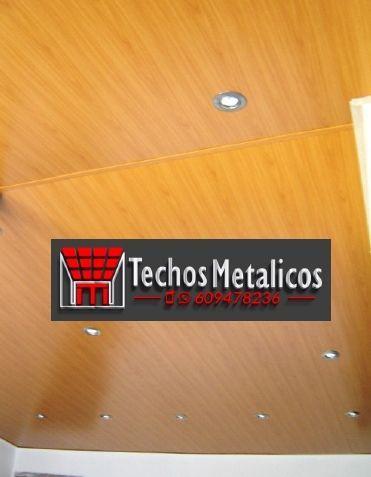 Techos de aluminio en Navarredonda de Gredos