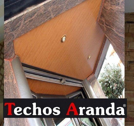 Techos de aluminio en Navatejares