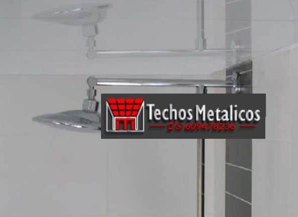 Techos de aluminio en Pajares de Adaja