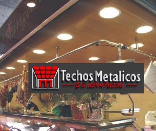 Techos de aluminio en Pedro Rodríguez