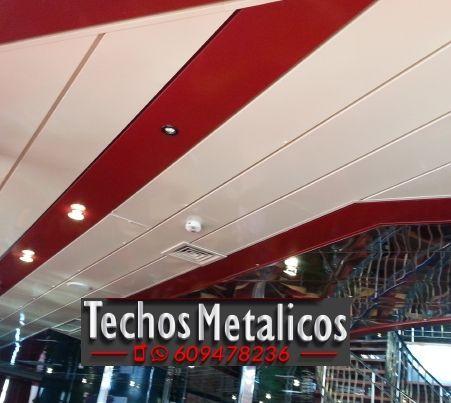 Techos de aluminio en Pegalajar