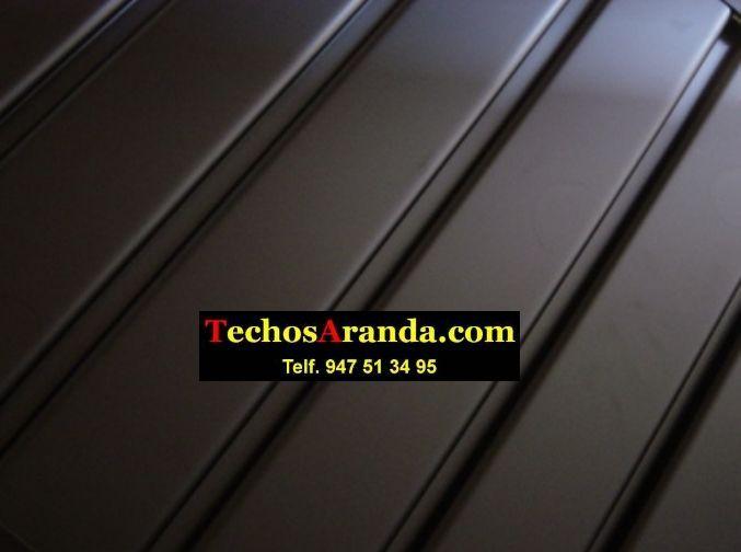 Techos de aluminio en Polop