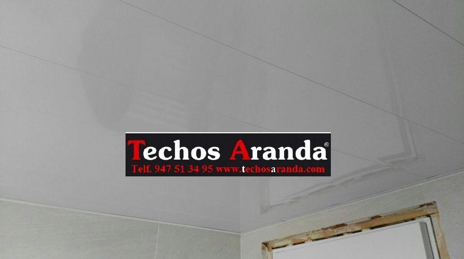 Techos de aluminio en Pozo Cañada