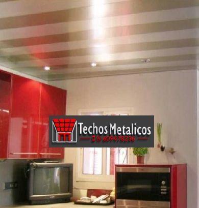 Techos de aluminio en Puerto Castilla
