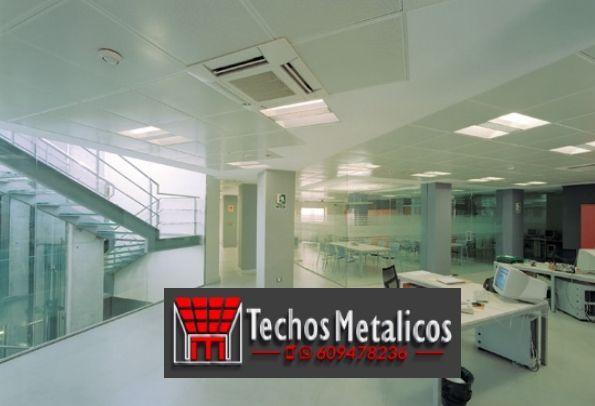 Techos de aluminio en Robledo