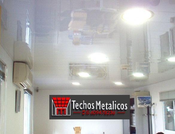 Techos de aluminio en Sallent de Gállego
