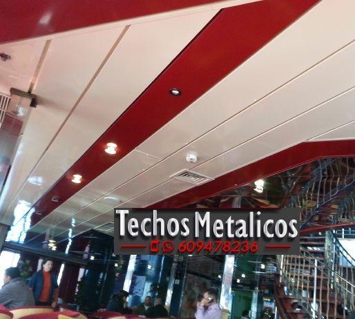 Techos de aluminio en San Isidro