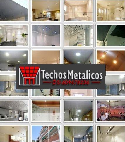 Techos de aluminio en San Juan de la Encinilla