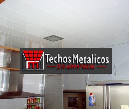 Techos de aluminio en San Juan de la Nava