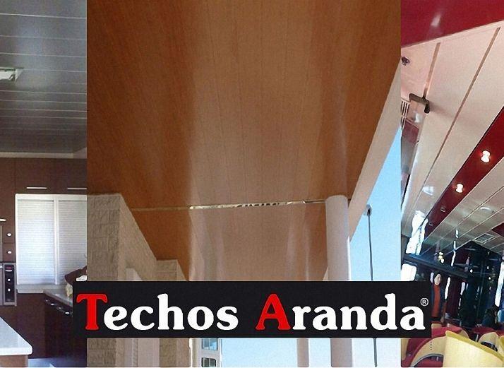 Techos de aluminio en Santa Fe de Mondújar