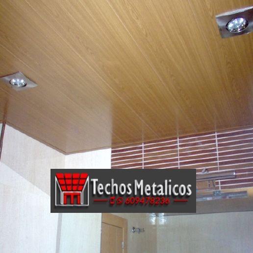 Techos de aluminio en Sella