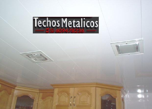 Techos de aluminio en Sierro
