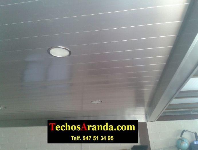 Techos de aluminio en Socovos