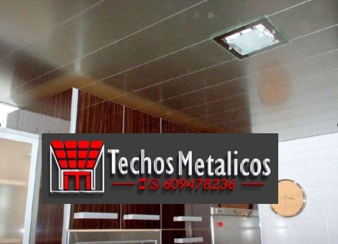 Techos de aluminio en Sopeira