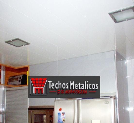 Techos de aluminio en Tahal