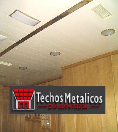 Techos de aluminio en Tamarite de Litera