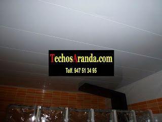 Techos de aluminio en Torralba de Aragón
