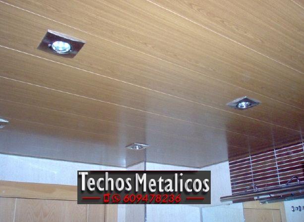 Techos de aluminio en Torres de Albánchez